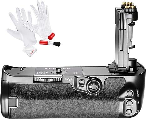 Neewer Empuñadura de Batería para Cámara Canon 5D Mark IV de ...
