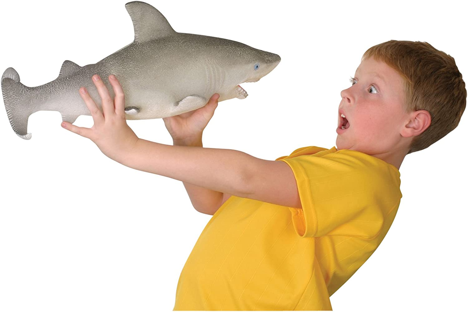Ginormous Grow Shark Toy, Just Add Water! (Assorted Colors)