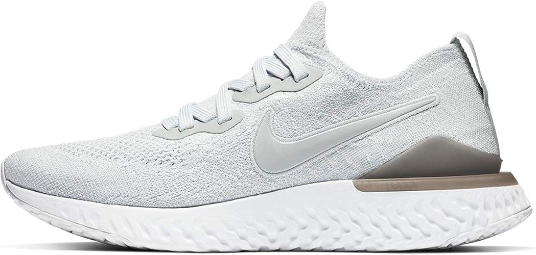 Nike Epic React Flyknit 2 Bq8928 004, Chaussures de Running Compétition Homme