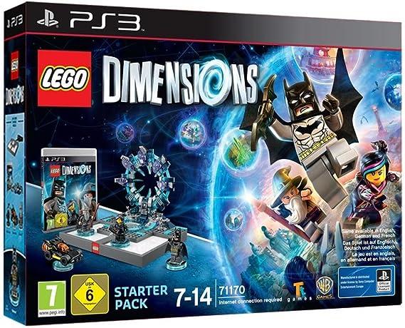 Lego Dimensions: Starter Pack [Importación Inglesa]: Amazon.es ...