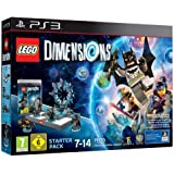 Lego Dimensions Starter Pack (Kit Inicial) PS3