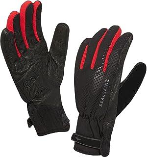 Bekleidung SEALSKINZ Unisex Sealskinz All Weather  Cycle Glove Hi Vis Yellow NEU