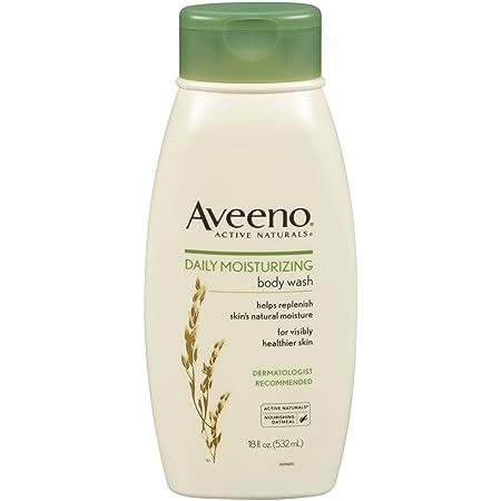 Aveeno Daily Moisturizing Body Wash, 18 Fl Oz Pack Of 3