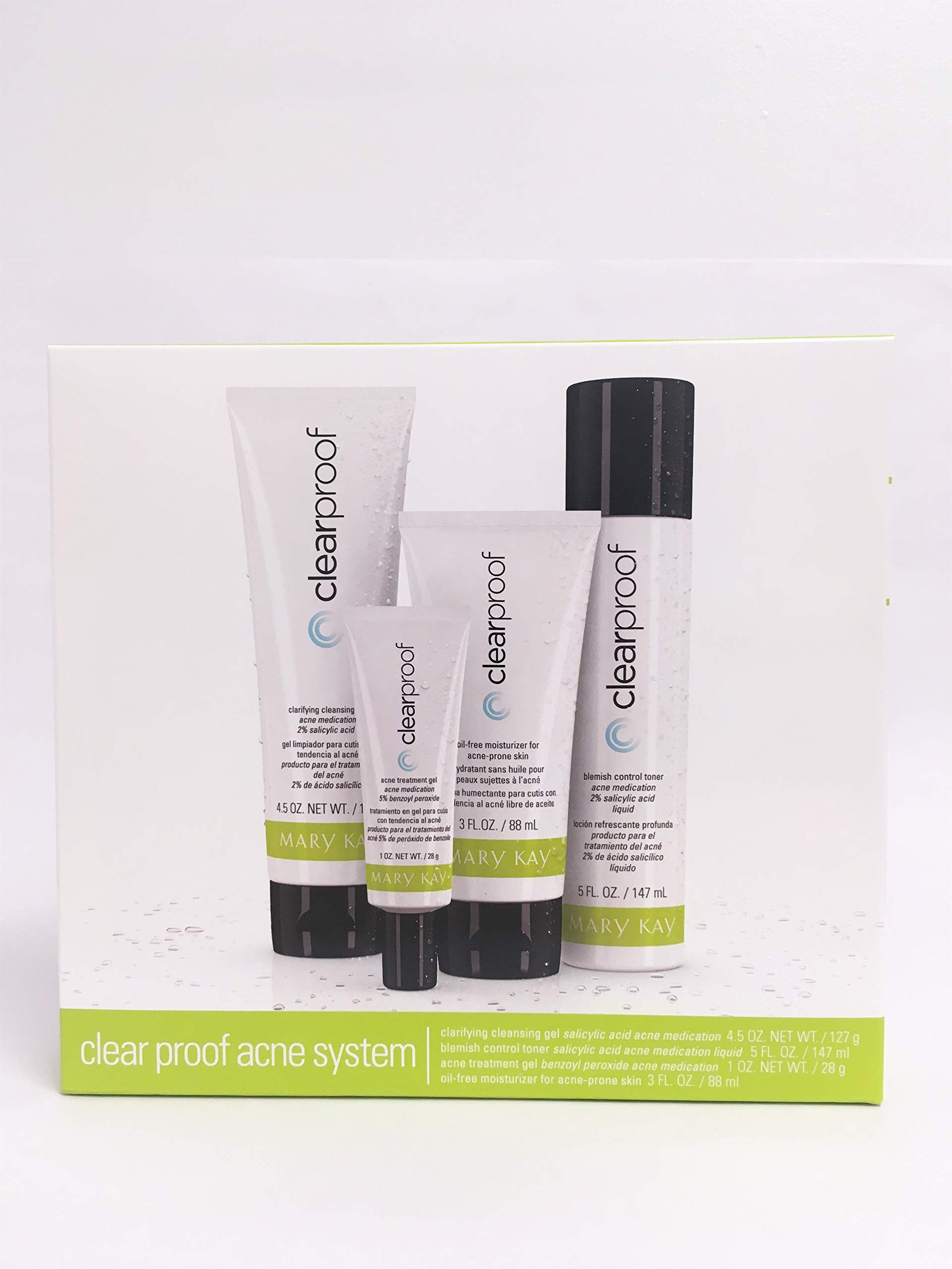 Mary Kay Clear Proof Acne System by Clear Proof via Mark Kay