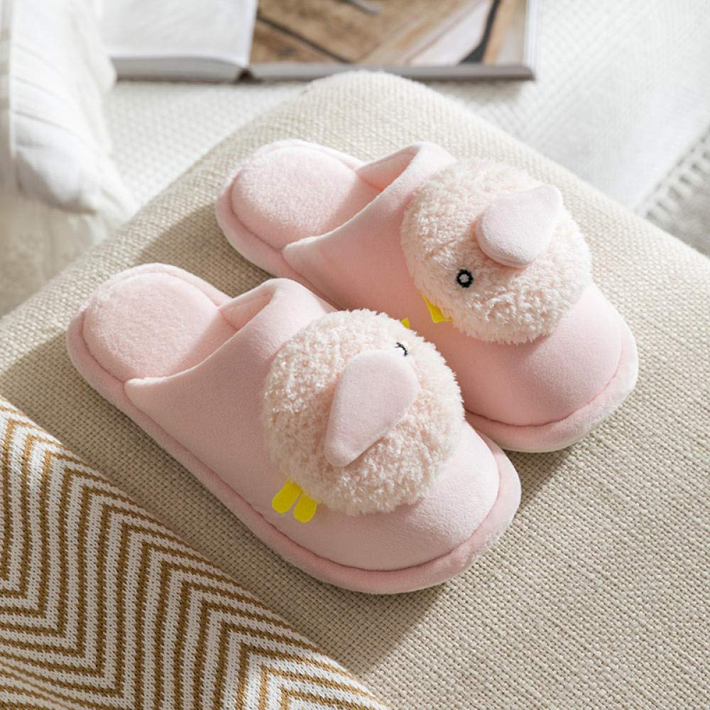 YUTJK Unisex Pantofole CasaEsterno in Memory Foam Calde