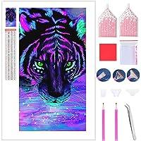 ANMUXI 5D Diamond Painting Kit Full Square Drill Mosaic Kits Diamond Dots Art Rhinestone Canvas Embroidery Cross Stitch…