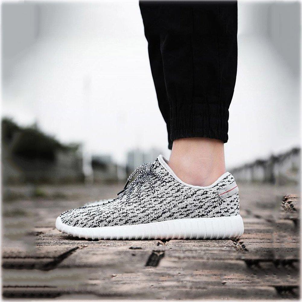 YaXuan Turnschuhe, 2018 Sommer-wandernde Schuhe, 2018 Turnschuhe, Neuer Frühlings-Breathable, beiläufige Paar-Kokosnuss-Schuhe, Koreanische Version, (Farbe : B, Größe : 37) B 68baf6