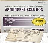 Aluminum Acetate Astringent Solution 12ct. , Pack