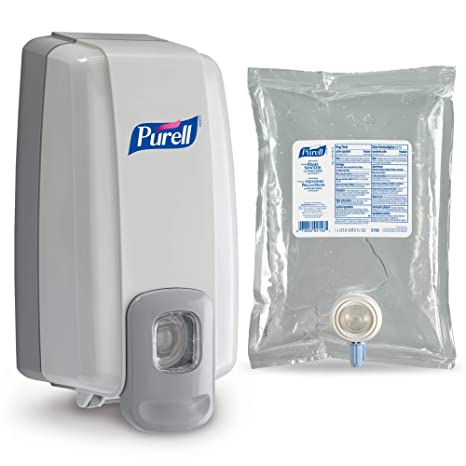 Buy Purell 2156 D1 Nxt Space Saver Hand Sanitizer Dispenser And