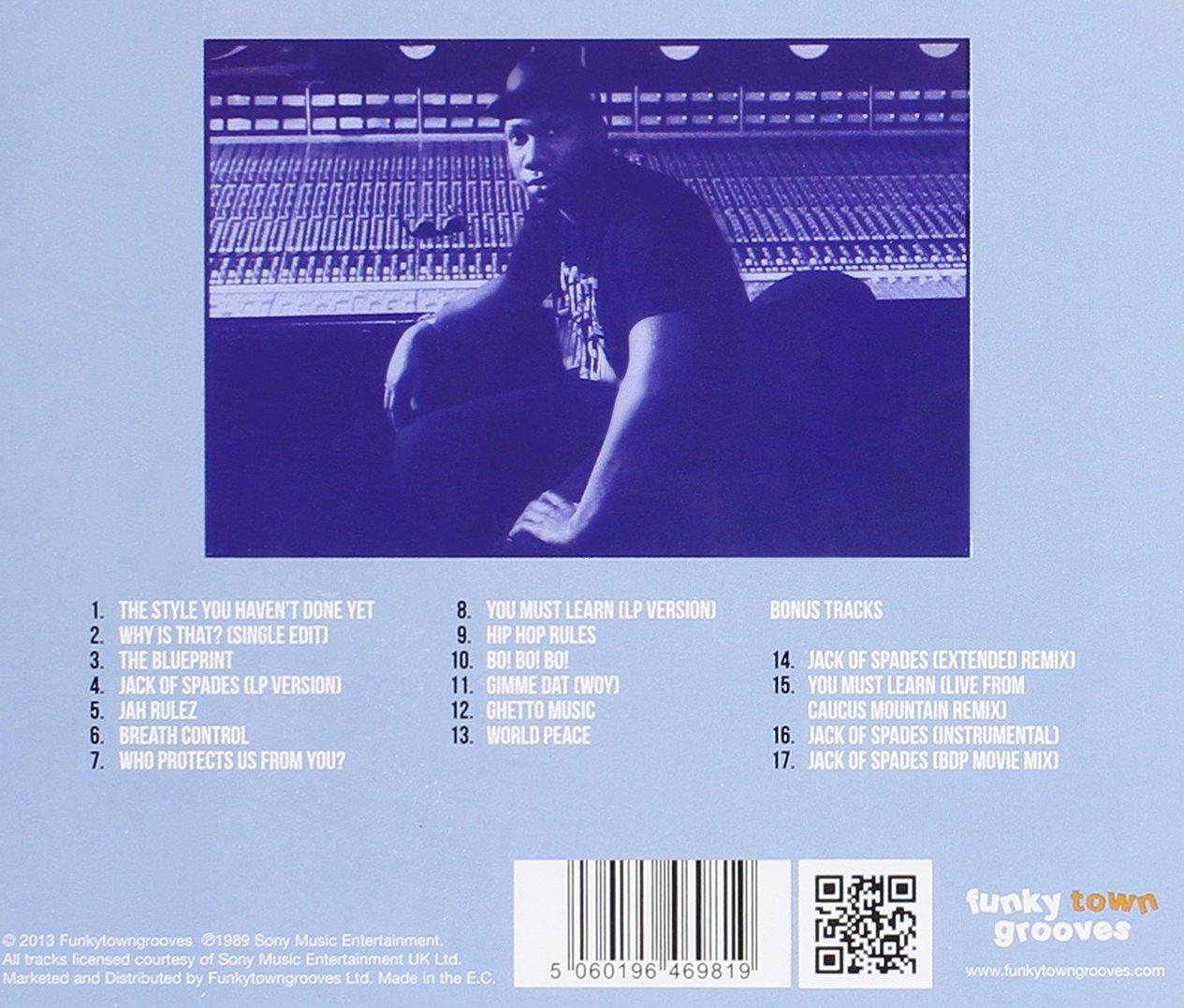 Ghetto music the blueprint of hip hop amazon music malvernweather Choice Image