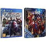 Marvel's Avengers Steelbook - PlayStation 4