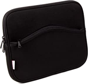 Black Durable Memory Foam Carry Case for The Dell Venue 11 Pro - by DURAGADGET