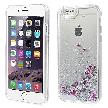 coque iphone 6 liquide gris