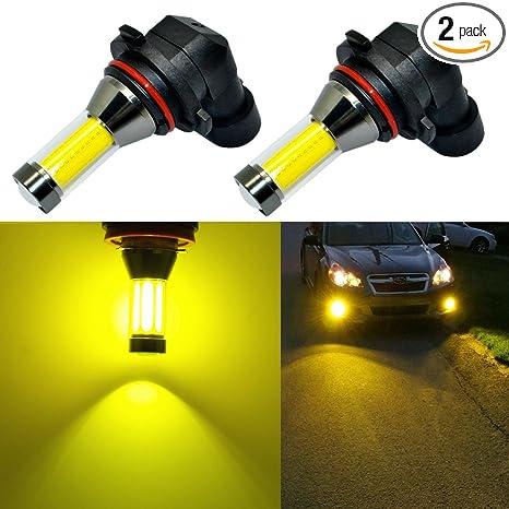 Alla Lighting Xtreme Super Bright LED 9006 Fog Light Bulbs