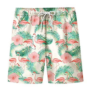 5c7d041108 Jessie Kidden Womens Shorts Swim Trunks Quick Dry Beach Shorts with Pockets  for Surfing Running Swimming Watersport