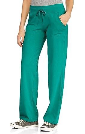 67901c1d7b0c Danskin Now Women's Knit Lounge Pant, Plus Size, Regular and Petite at  Amazon Women's Clothing store: