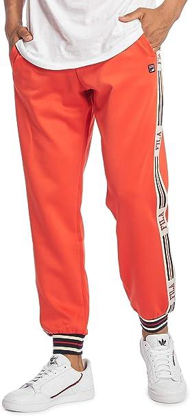 Fila Pantaloni Tuta Uomo Mod lou Track Pant 687006 M47: Amazon.es ...