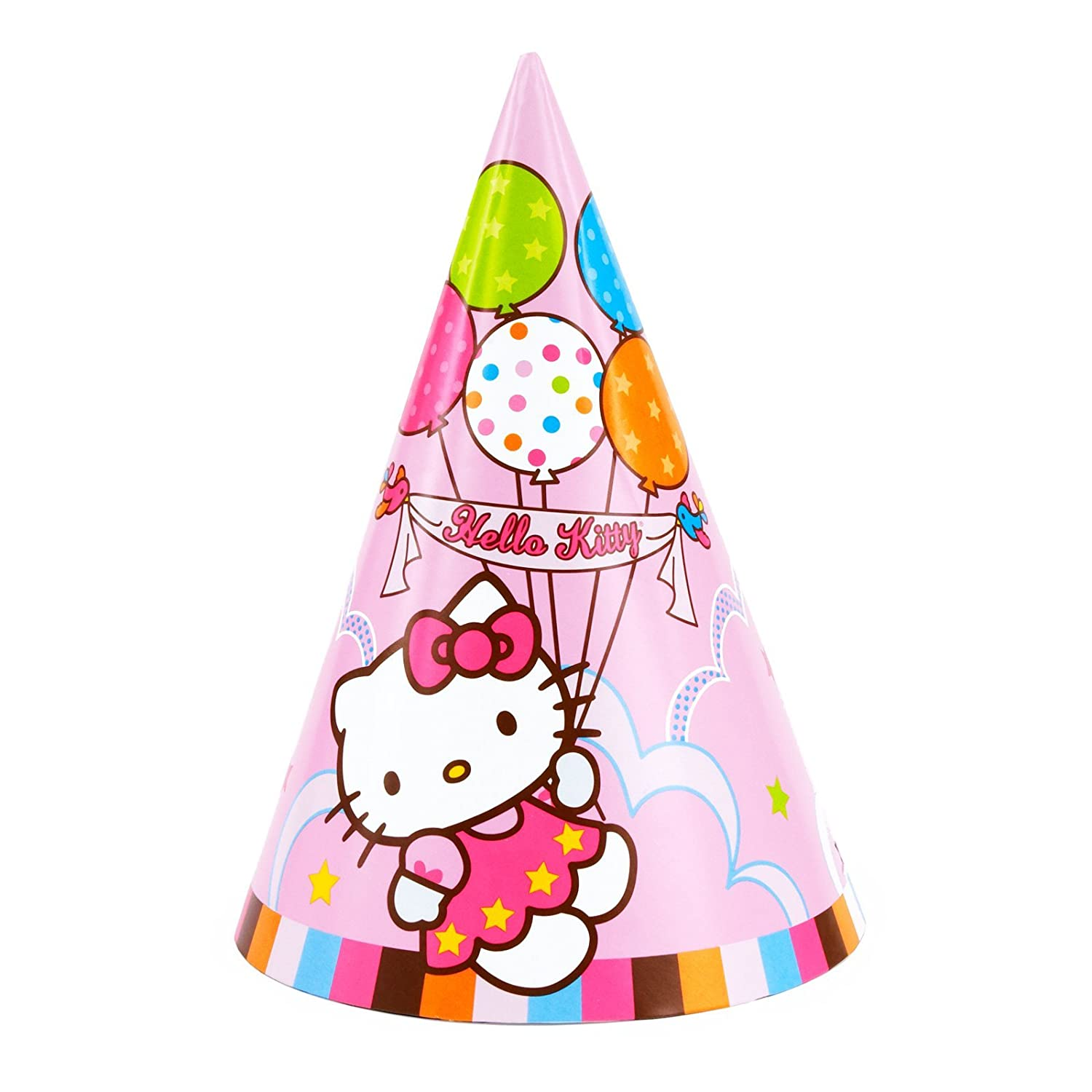 Hello Kitty Party Hats Toys Games