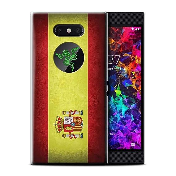 Amazon.com: eSwish Gel TPU Phone Case/Cover for Razer Phone ...
