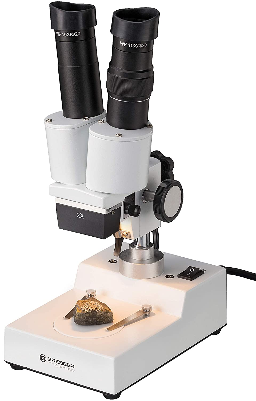 Bresser Microscope 5802500 Biorit Icd 20x Business Industry Science