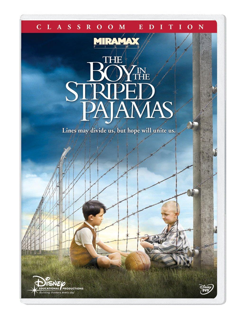 com the boy in the striped pajamas classroom edition  com the boy in the striped pajamas classroom edition interactive dvd sheila hancock david thewlis david hayman jim norton vera farmiga