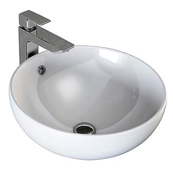 Vilstein C Keramik Waschbecken Aufsatz Waschbecken Aufsatz