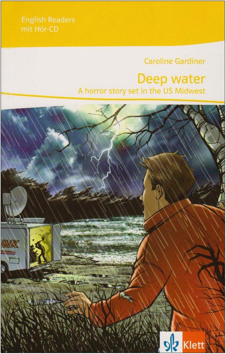 Deep Water mit Audio-CD (English Readers)