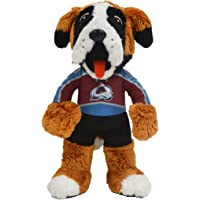 Bleacher Creatures Colorado Avalanche Bernie Mascot 25cm Plush Figure