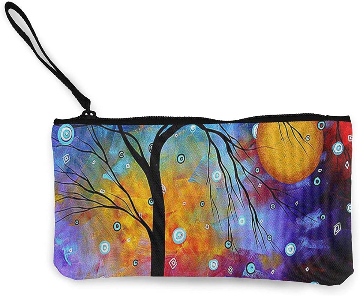 Coin Purse Tree Painting...
