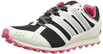 adidas Performance Womens Kanadia XC 2 ATR Running Shoes Black Schwarz  (Black 1 Chalk a91e2041c2038
