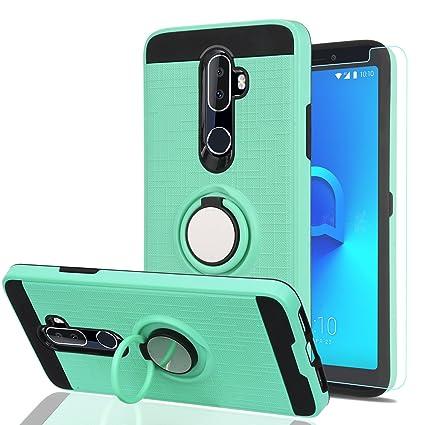Amazon.com: Alcatel 3 V teléfono Funda con HD teléfono ...