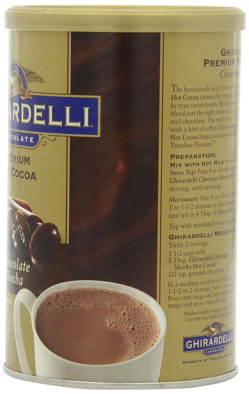 Amazon.com : Ghirardelli Chocolate Premium Hot Cocoa Mix ...