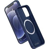 UGREEN Funda de Silicona Magnética Compatible con iPhone 12/12 Pro 6,1 Pulgadas,Carcasa Magsafe con Silicona Líquida…