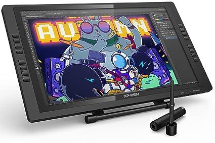 Amazon Com Xp Pen Artist22e Pro 21 5 Inch Hd Pen Display Monitor