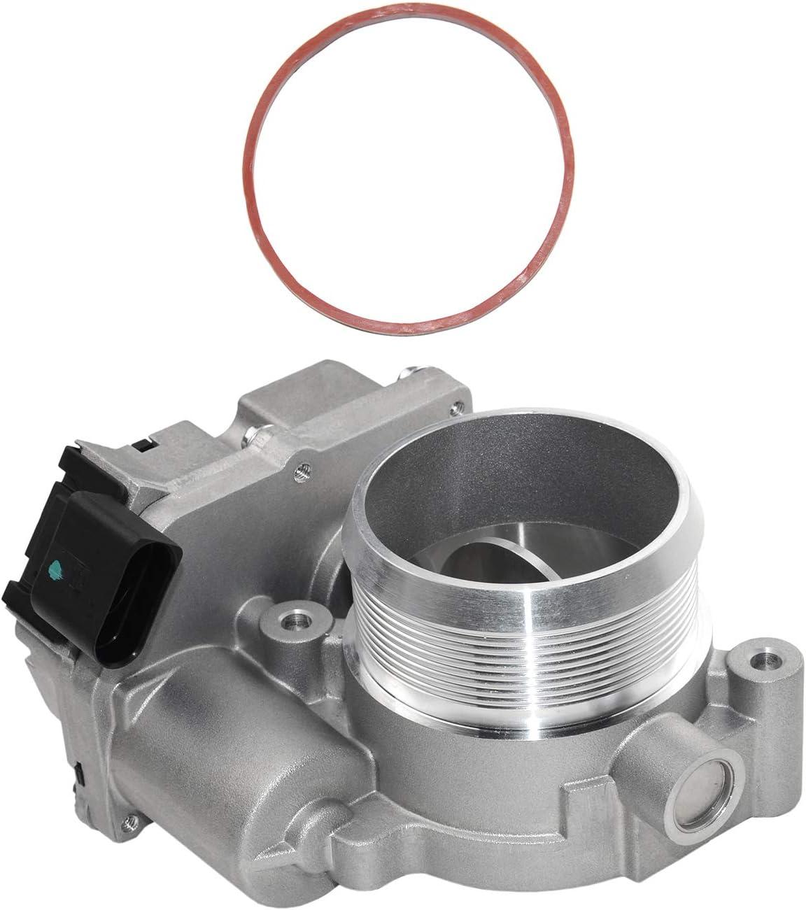 Cuerpo del acelerador AWKH 4E0145950G 4E0145950H 4E0145950J