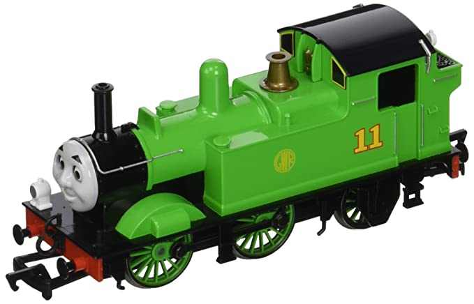 Train Engine For Sale >> Amazon Com Bachmann Oliver Locomotive With Moving Eyes Train Toys