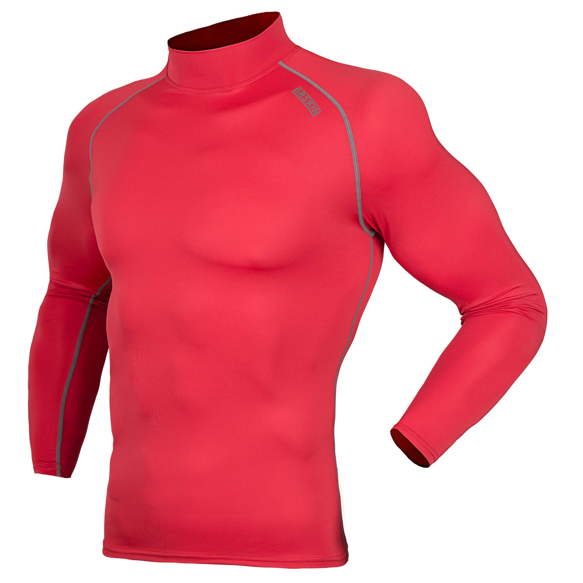 8cabbc0dd85473 DRSKIN UV Sun Protection Long Sleeve Top Shirts Skins Tee Compression Base  Layer product image