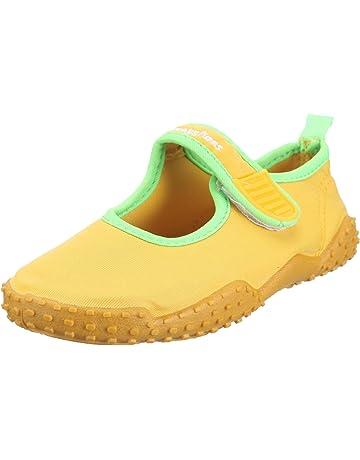 1c7977a2b28f7 Playshoes Unisex Child UV Protection Aqua Shoe Classic, Beach & Pool Shoes