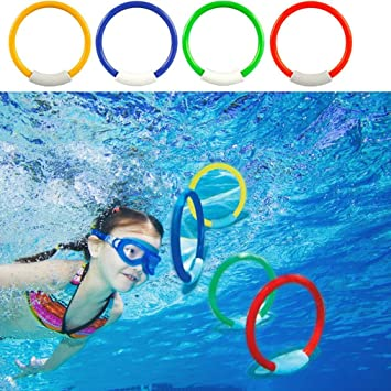 e446571acbf autumn-wind Swimming Pool Toy and Diving Game - Diving Underwater Swimming Diving  Training