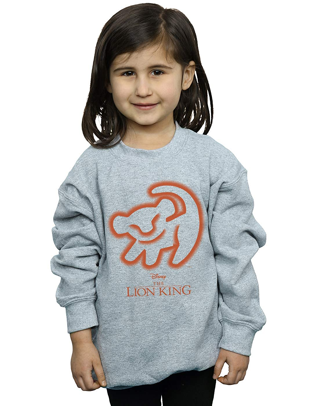 Disney Girls The Lion King Cave Drawing Sweatshirt