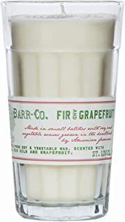 product image for Barr-Co Fir and Grapefruit Parfait Glass Candle