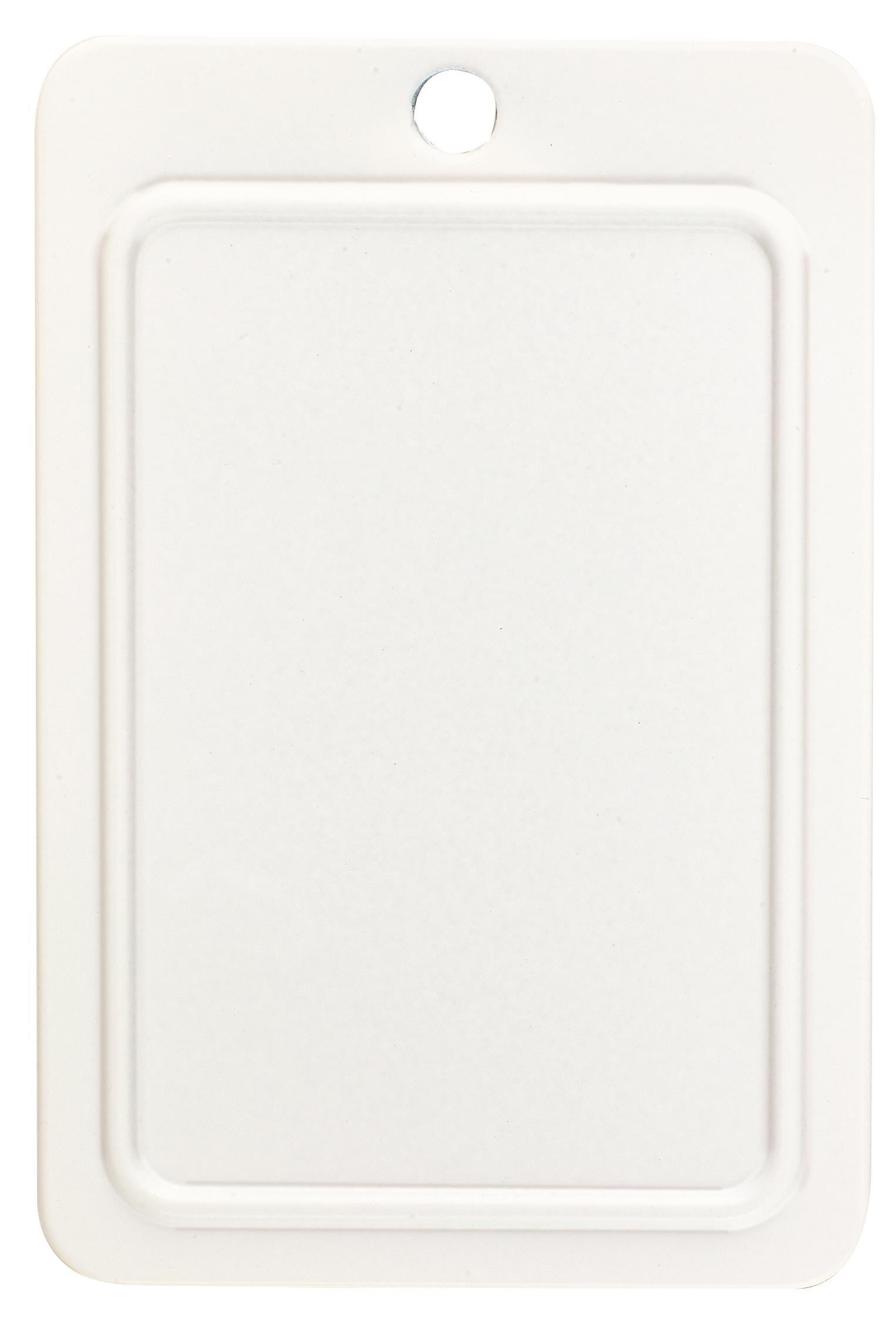 Amerock BP1920W Allison Value 1-1/4 in (32 mm) Diameter White Cabinet Knob