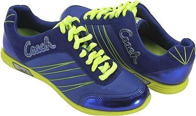 Coach Women's Darla Royal Blue Lime
