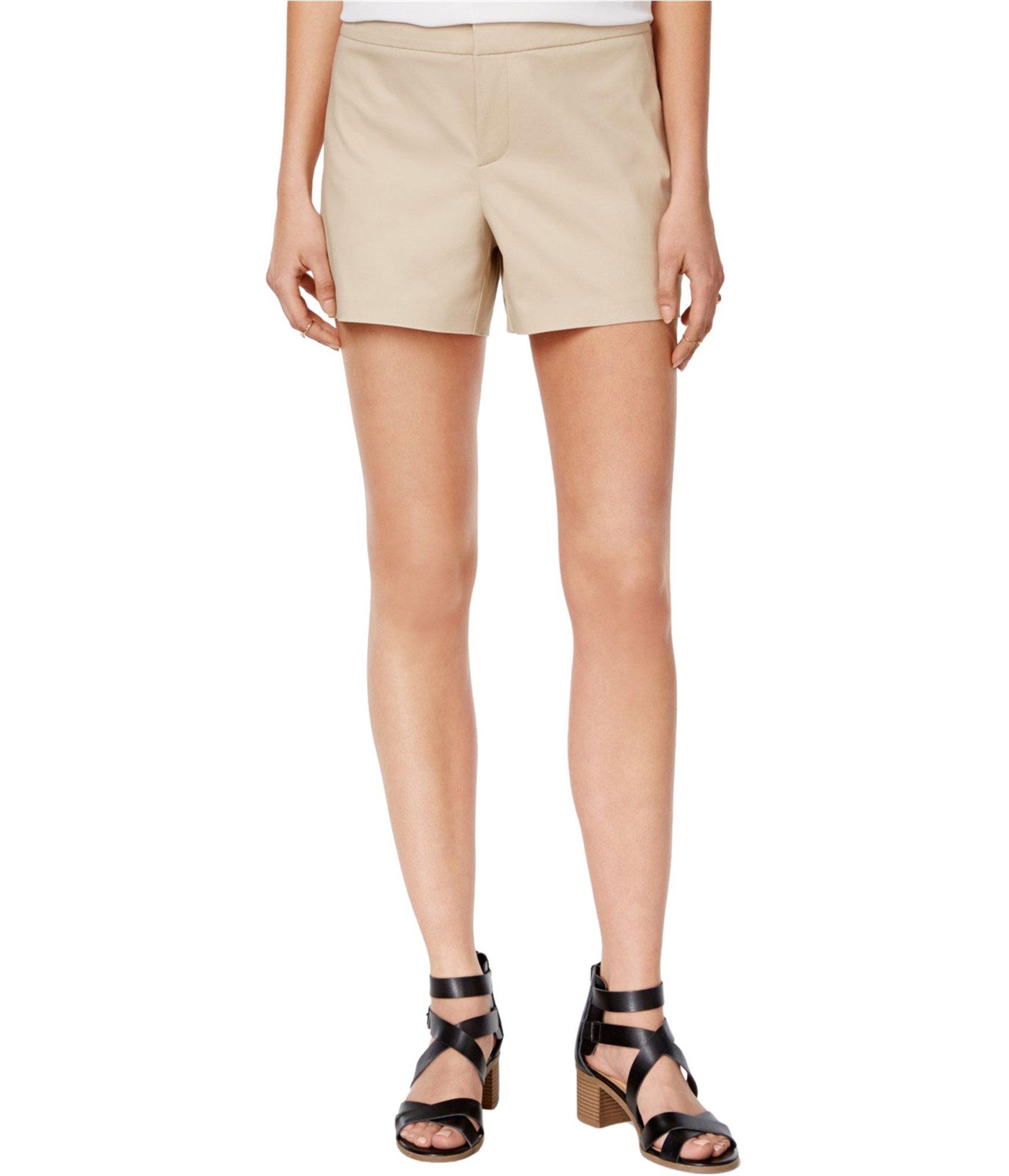 Maison Jules Shorts Oxford Tan Size 14