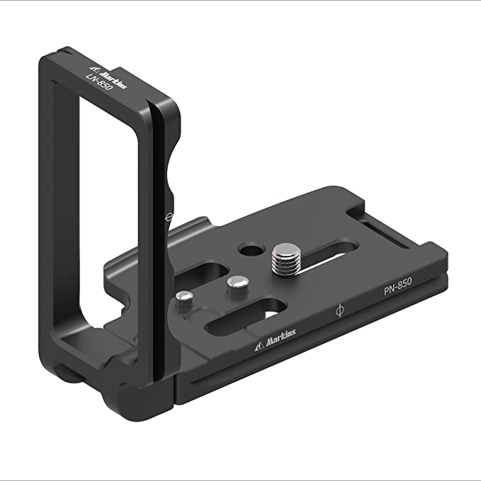 Markins Arca Swiss Genormter Schnellwechsel Kamerawinkel L Winkel Für Nikon D850