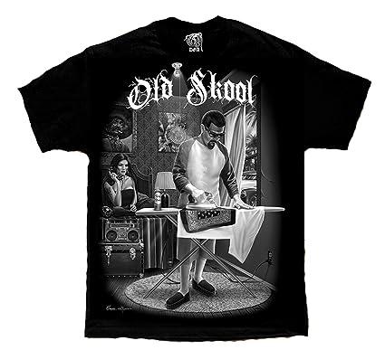 ee156d736 Old School Cholo Gangster Lowrider Chicano Art David Gonzales DGA T Shirt  Medium Black