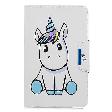 Amazon Com Zakao Unicorn Case For Samsung Galaxy Tab A 10 1 Inch