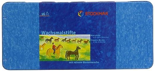 6 opinioni per Stockmar 32000- Pastelli a cera, 16