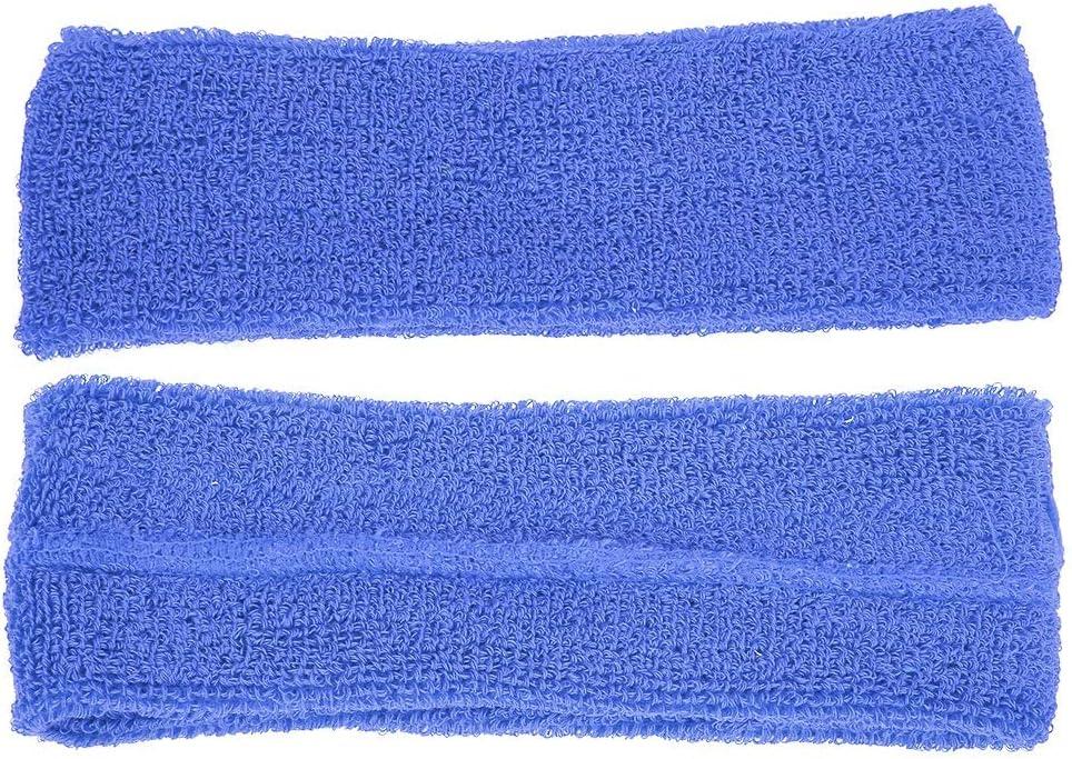 Zer one Schwei/ßb/änder f/ür Frauen M/änner Sport Elastische Atmungsaktive Weiche Warme Haarband Kopf Tragen f/ür Workout Sport Fitness /Übung