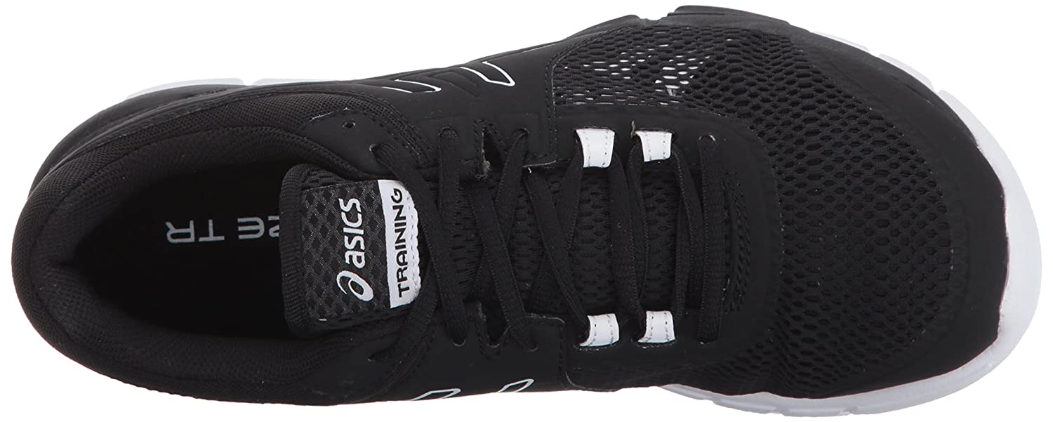 ASICS Women's Gel-Craze TR 4 Cross-Trainer Shoe B01N8U4HP4 11 M US|Black/Black/White